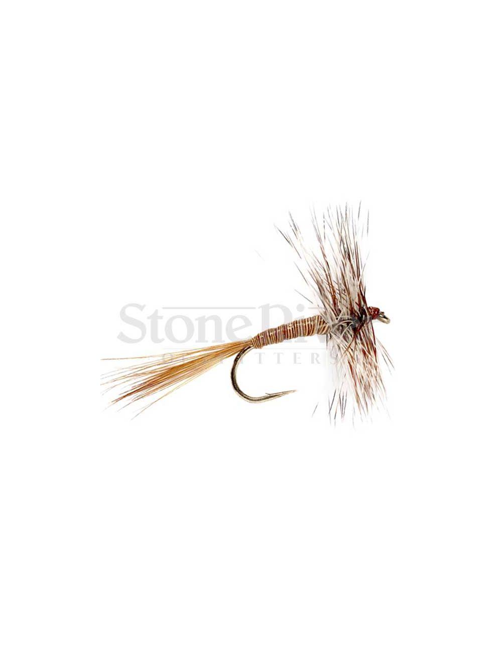 Gray Fox Variant Fly Fishing Fly