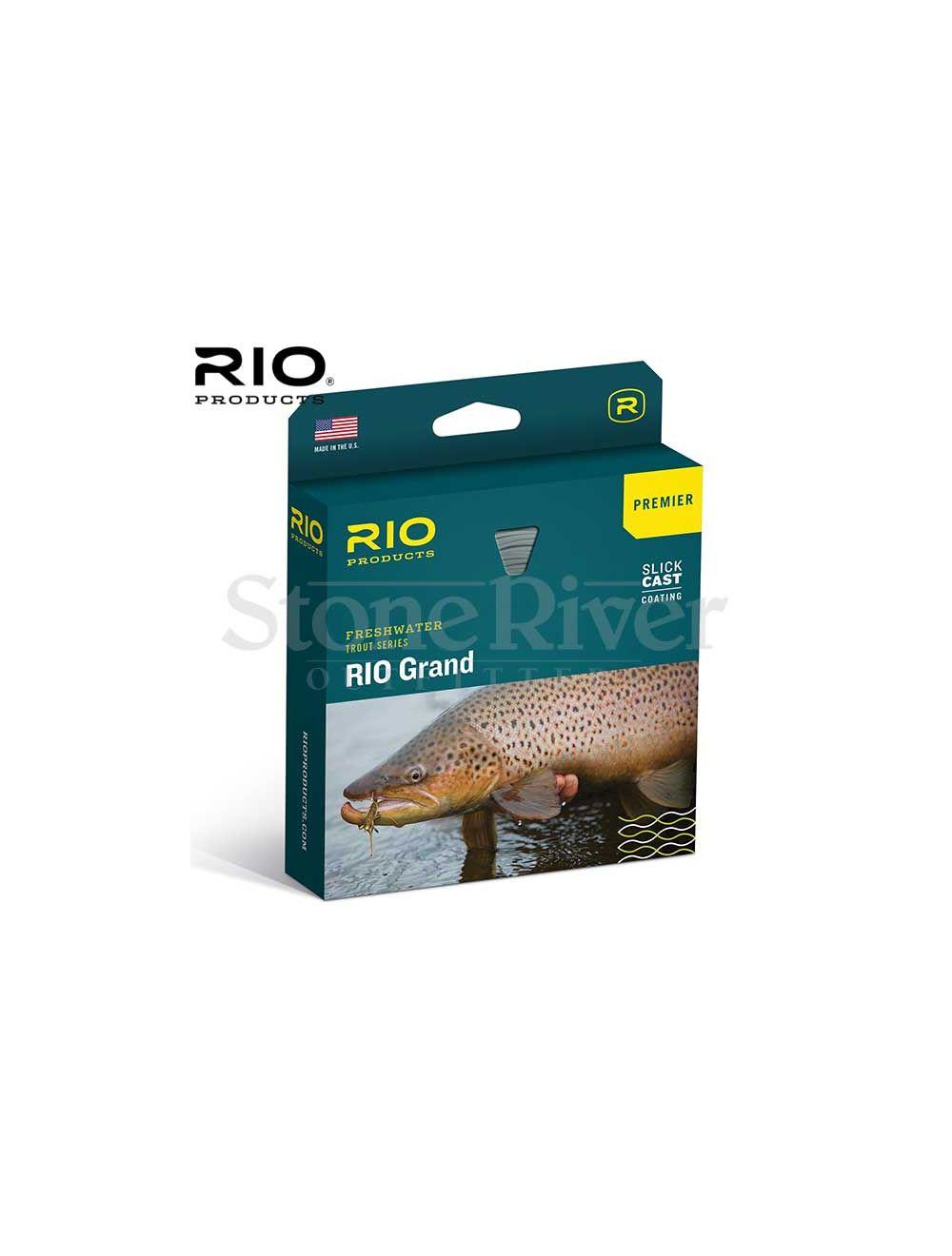 Rio Premier Rio Grand Slick Cast Fly Line