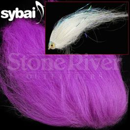 Various Colours Available Sybai Flash Icelandic Sheep Hair Fly Tying