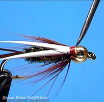 Stone River Tying The Bh Prince Nymph